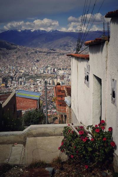 Wall Art - Photograph - El Alto View 3 by Skip Hunt
