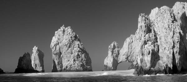 Cabo San Lucas Arch Wall Art - Photograph - El Cabo by Christian Heeb