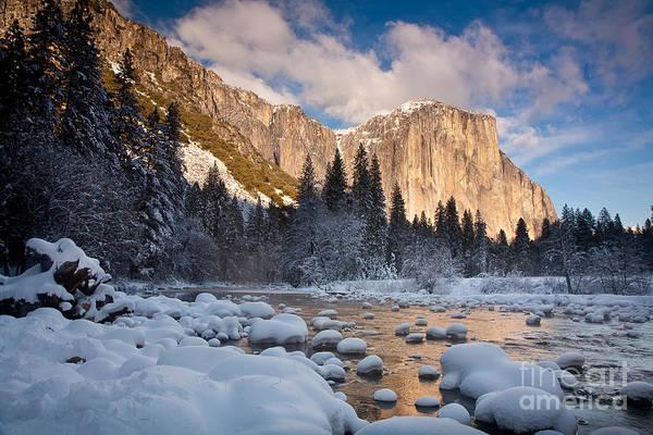 Photograph - El Capitan Reflection by Susan Cole Kelly