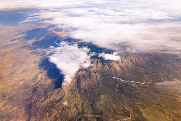 Photograph - El Capitan by SR Green