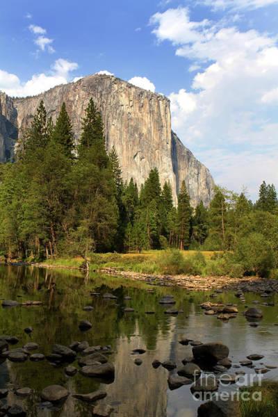 Photograph - El Capitan Yosemite National Park California by Steven Frame