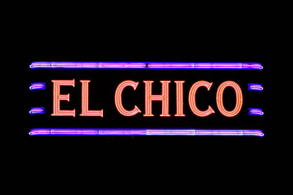 Photograph - El Chico V2 052918 by Rospotte Photography