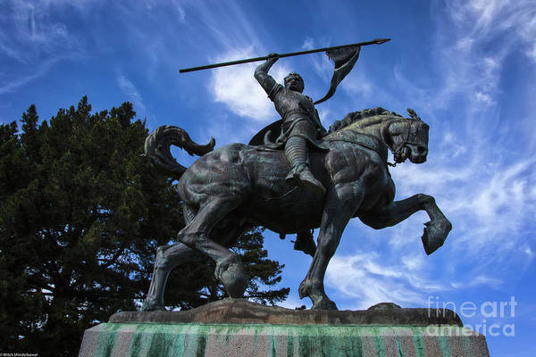 Outstanding Photograph - El Cid Campeador by Mitch Shindelbower
