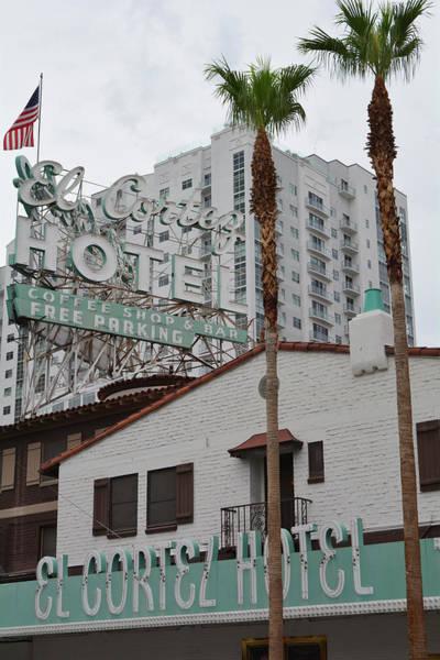 Wall Art - Photograph - El Cortez Hotel Las Vegas by Kyle Hanson