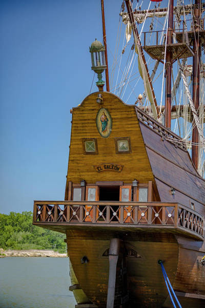 Photograph - El Galeon Andalucia by Jack R Perry