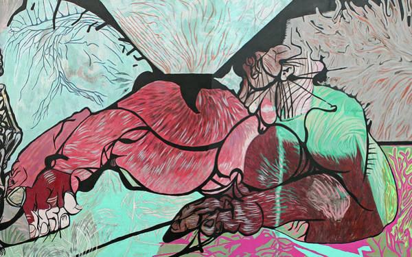Ranchera Wall Art - Digital Art - El Gigante De Pilsen by Jimmy Longoria