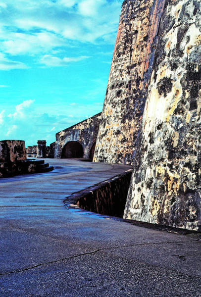 Photograph - El Morro Fortress by Thomas R Fletcher