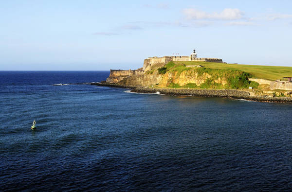 Sentry Box Photograph - El Morro by Luke Moore