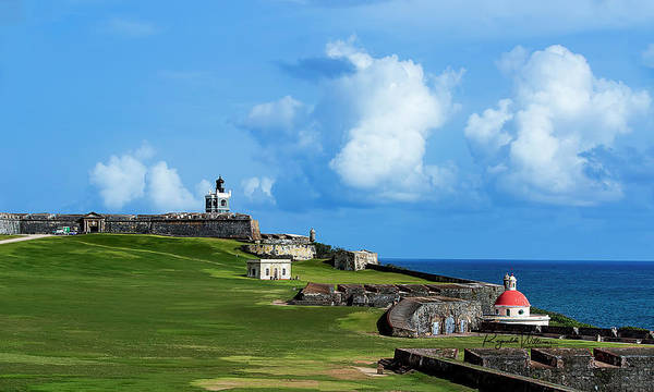 Photograph - El Morro by Reynaldo Williams