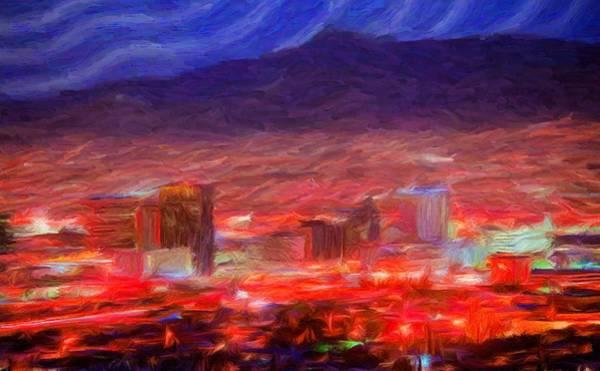 Digital Art - El Paso by Caito Junqueira