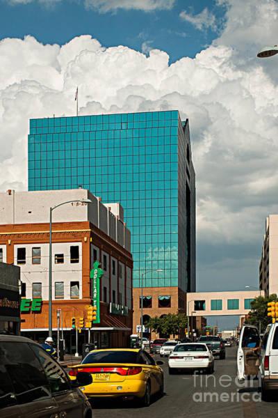 Downtown El Paso Photograph - El Paso Streetlife by Christian Hallweger