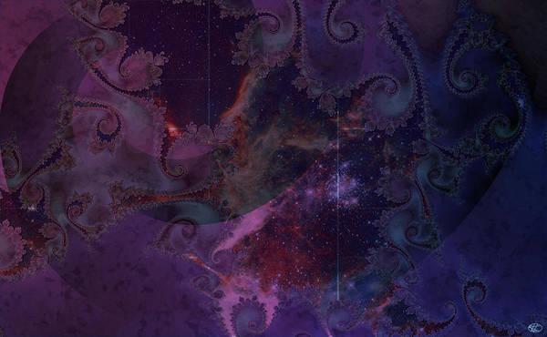 Digital Art - El Sendero Luminoso by Kenneth Armand Johnson