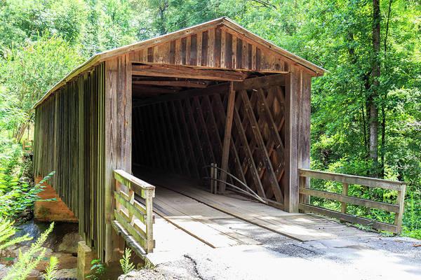 Photograph - Elder Mill Covered Bridge by Doug Camara