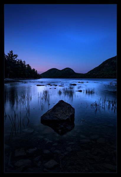 Wall Art - Photograph - Electric Blue by Robert Fawcett