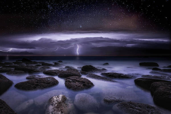 Photograph - Electric Dreams by Jorge Maia