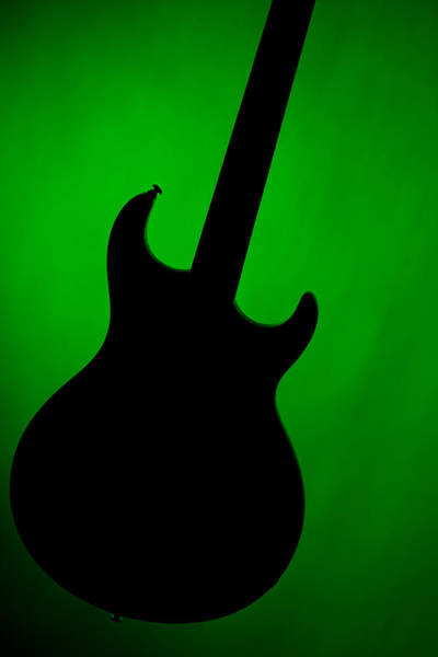 Photograph - Electric Guitar Fine Art Photograph Art Print Or Picture  4150.0 by M K Miller