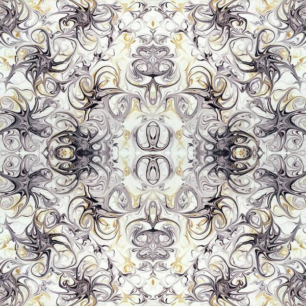 Wall Art - Mixed Media - Elegance by Alynne Landers
