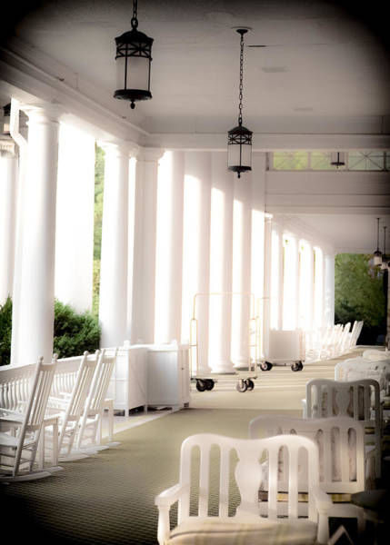 Photograph - Elegance Of Architecture by Karen Wiles