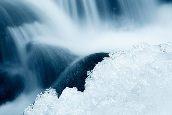 Wall Art - Photograph - Elegant Shapes Of Water by Floriana Barbu