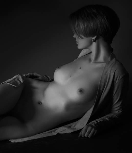 Photograph - Elena by Vitaly Vakhrushev