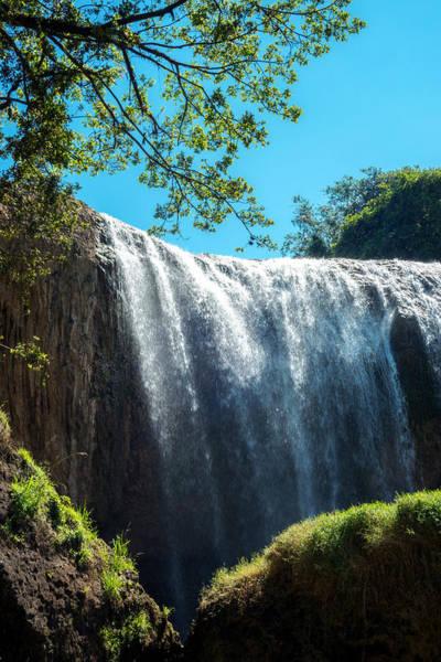 Photograph - Elephant Waterfall by Tran Minh Quan