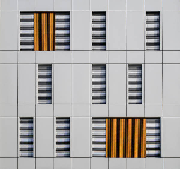 Office Buildings Wall Art - Photograph - Eleven by Luc Vangindertael