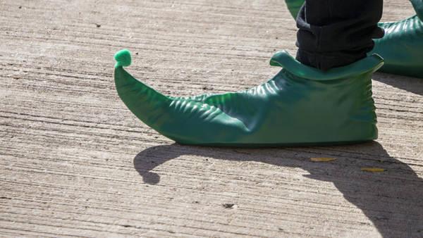 Photograph - Elf Shoe by Steven Ralser