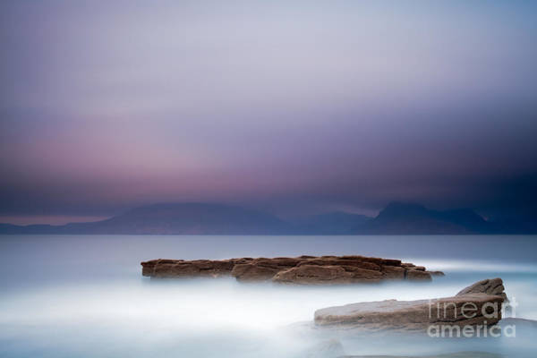 Isle Of Skye Photograph - Elgol And The Black Cullins by John Farnan