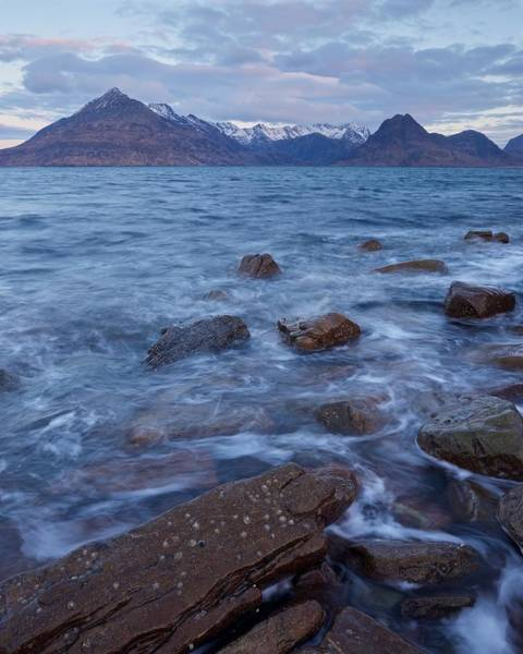 Photograph - Elgol At Dawn by Stephen Taylor