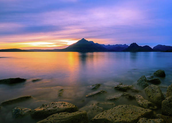 Photograph - Elgol by Rob Davies