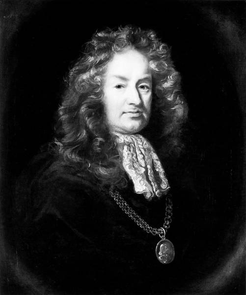 Photograph - Elias Ashmole by Granger