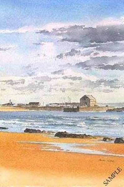 Fife Painting - Elie Scotland by Alan Reed