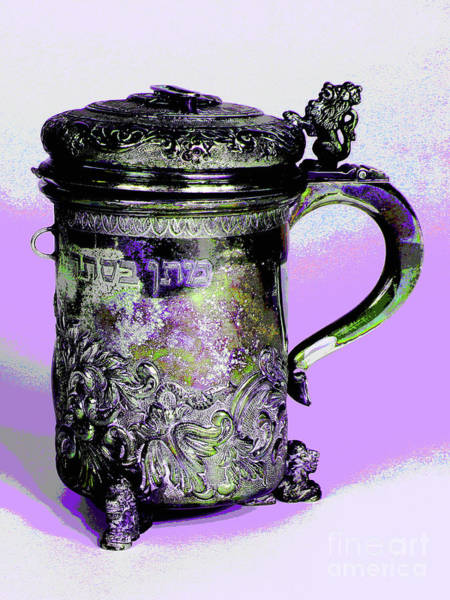 Photograph - Elijah's Cup by Larry Oskin