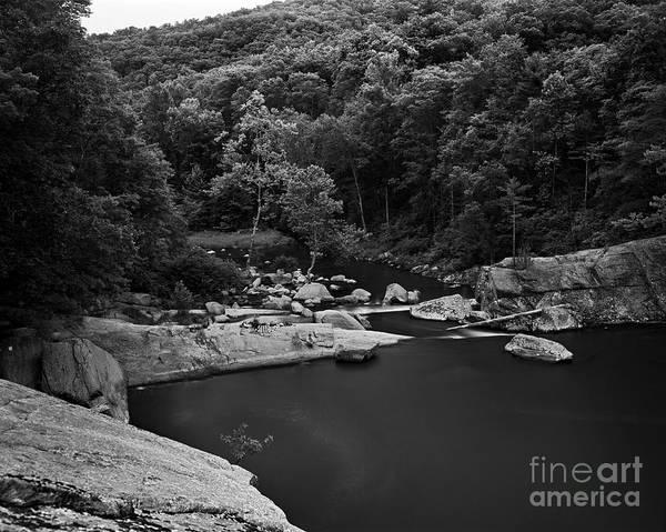Photograph - Elk River Falls 4 by Patrick M Lynch