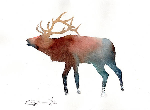 Painting - Elks Club by Sean Parnell