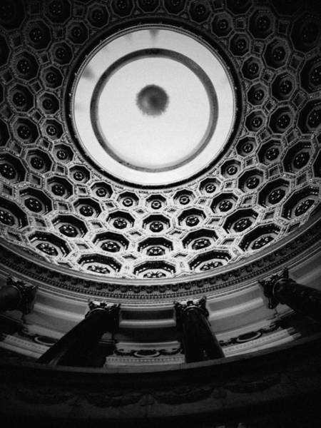 Wall Art - Photograph - Elks National Veterans Memorial Rotunda by Kyle Hanson