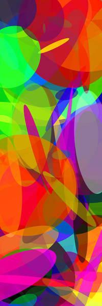 Oval Digital Art - Ellipses 6 by Chris Butler