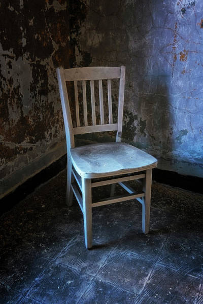 Photograph - Ellis Chair by Tom Singleton