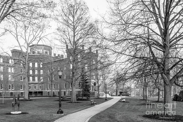 Wall Art - Photograph - Elmira College Cowles Hall by University Icons