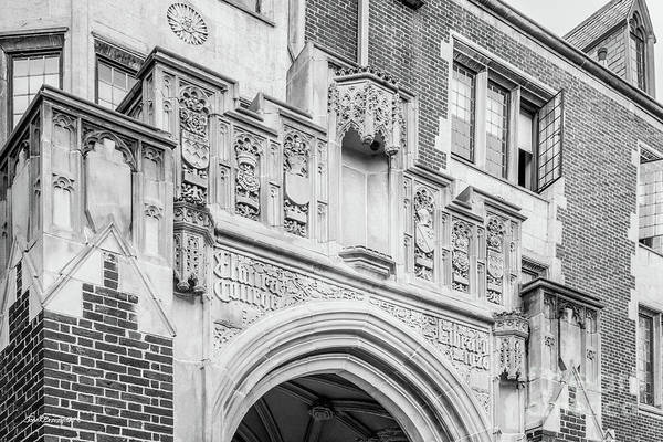 Wall Art - Photograph - Elmira College Hamilton Hall by University Icons