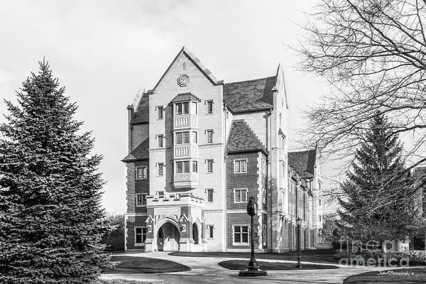 Photograph - Elmira College Meier Hall by University Icons