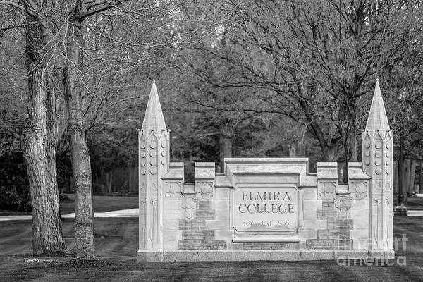 Wall Art - Photograph - Elmira College  by University Icons