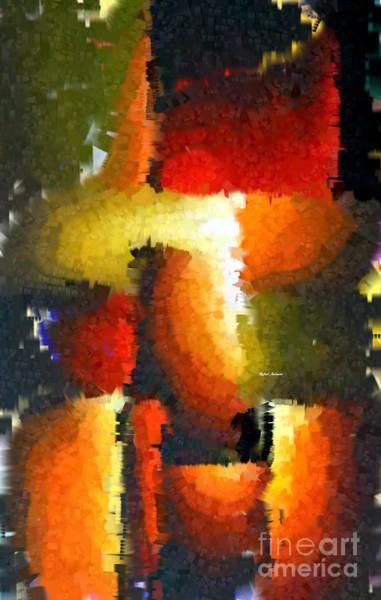 Digital Art - Eloquence by Rafael Salazar