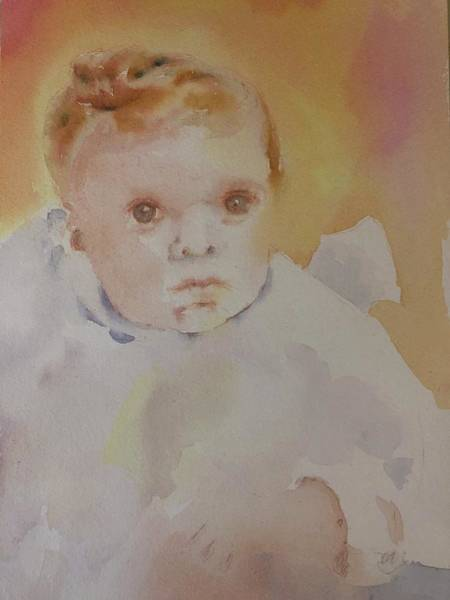 Painting - Elsie by Tara Moorman