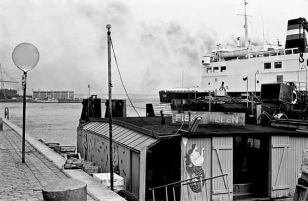 Photograph - Elsinore Port Denmark by Lee Santa