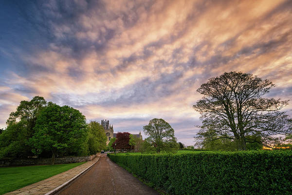 Photograph - Ely Sunrise by James Billings