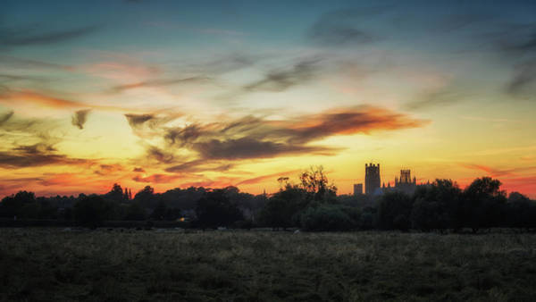 Photograph - Ely Sunset by James Billings