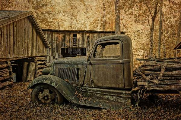 Wall Art - Photograph - Ely's Mill Dodge by Dan Sproul