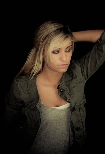 Photograph - Em Keifrider 3 by Trish Tritz