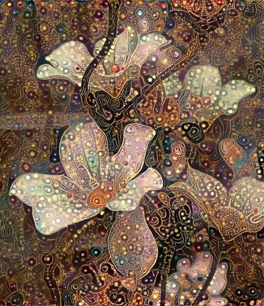 Digital Art - Embellished by Amanda Moore